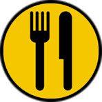 icoon eten