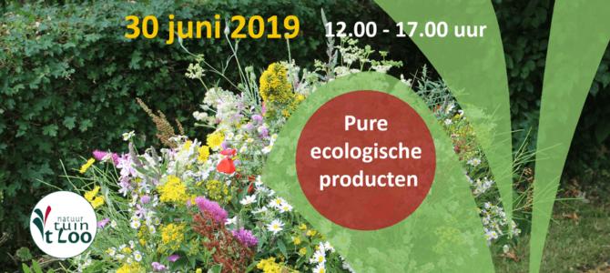 30 juni 2019: Eco-Natuurmarkt