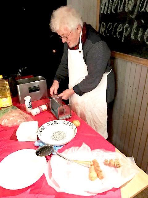 Aardappelchips maken